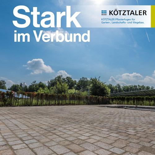 Cover der Kötztaler Pflasterfugen